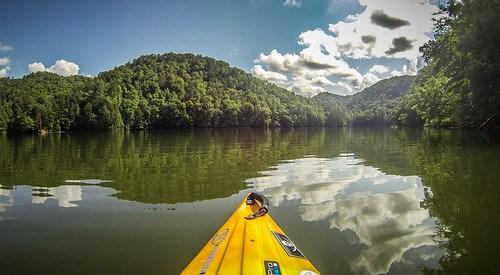 Lake Tugaloo Paddling-4