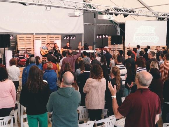 Worship Time (5/7/15)
