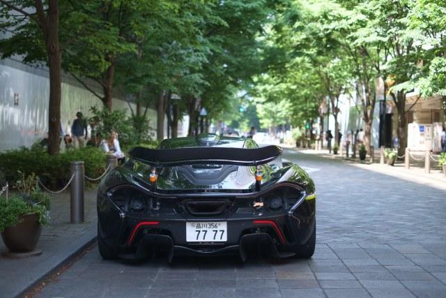 McLaren P1 2015/06/01 XE104303