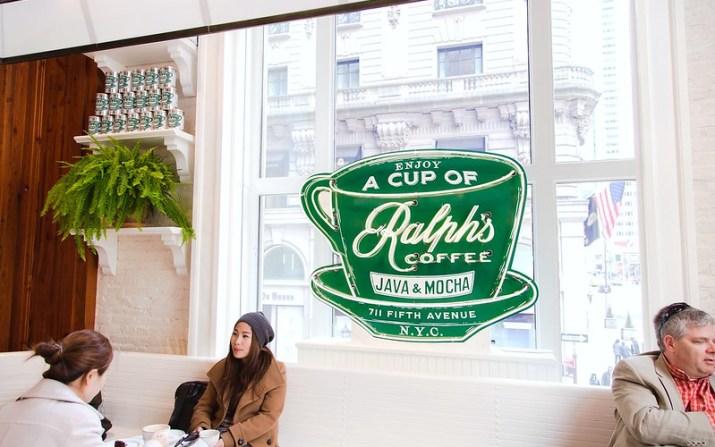 Ralph's Coffee, NYC