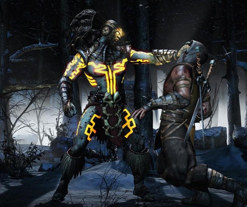 Mortal Kombat X Kothal Kang