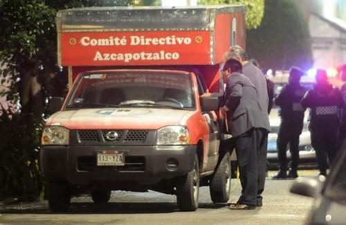 Asesinan a coordinador de candidata priísta en Azcapotzalco