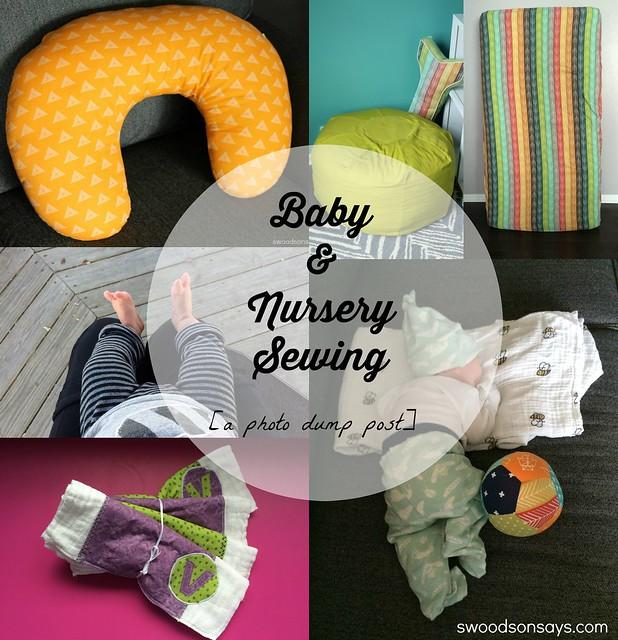 Baby & Nursery Sewing