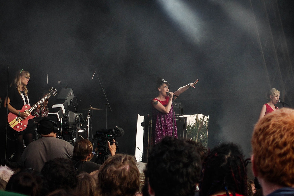 Primavera Sound - The Julie Ruin