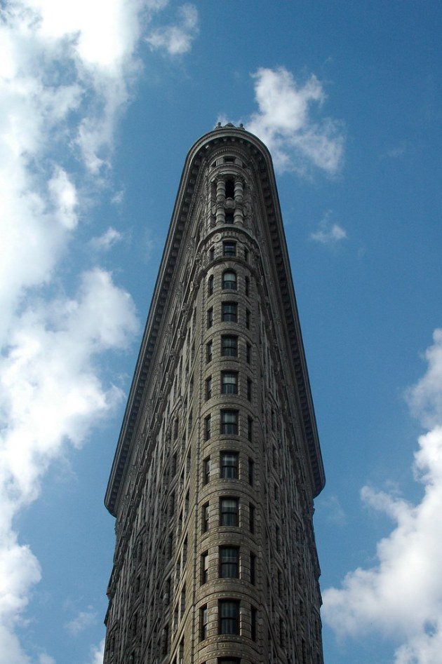 The Flat Iron Building