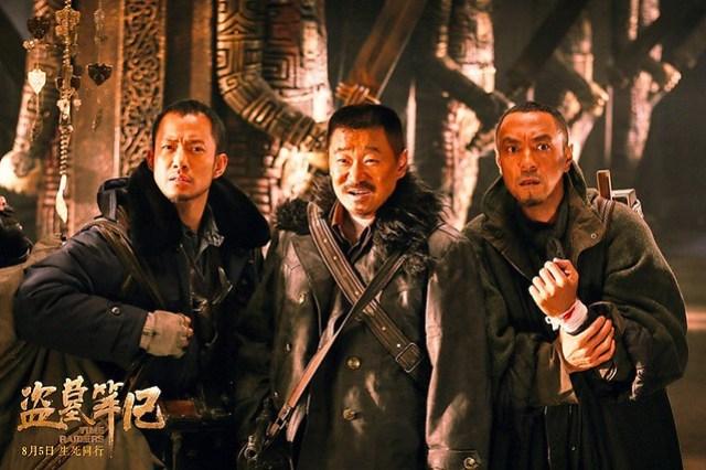 Time Raiders Hong Kong actors
