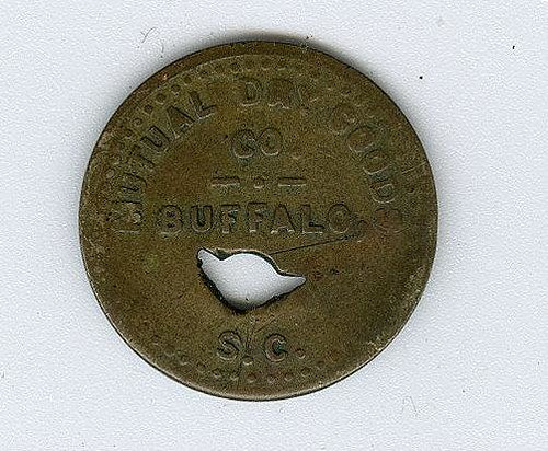 Mutual Dry Goods Token Front