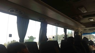 Inside The Bus To Bcharre