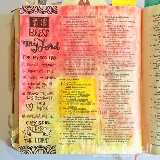 Psalms 103:1-5