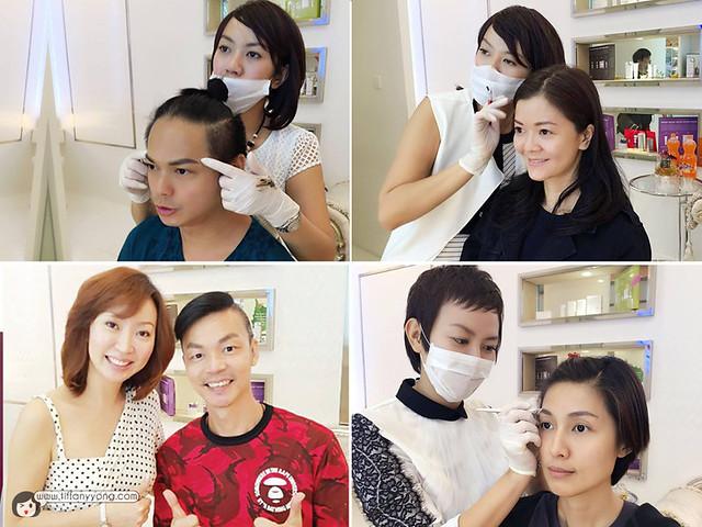 Allure Beauty Saloon Celebrities