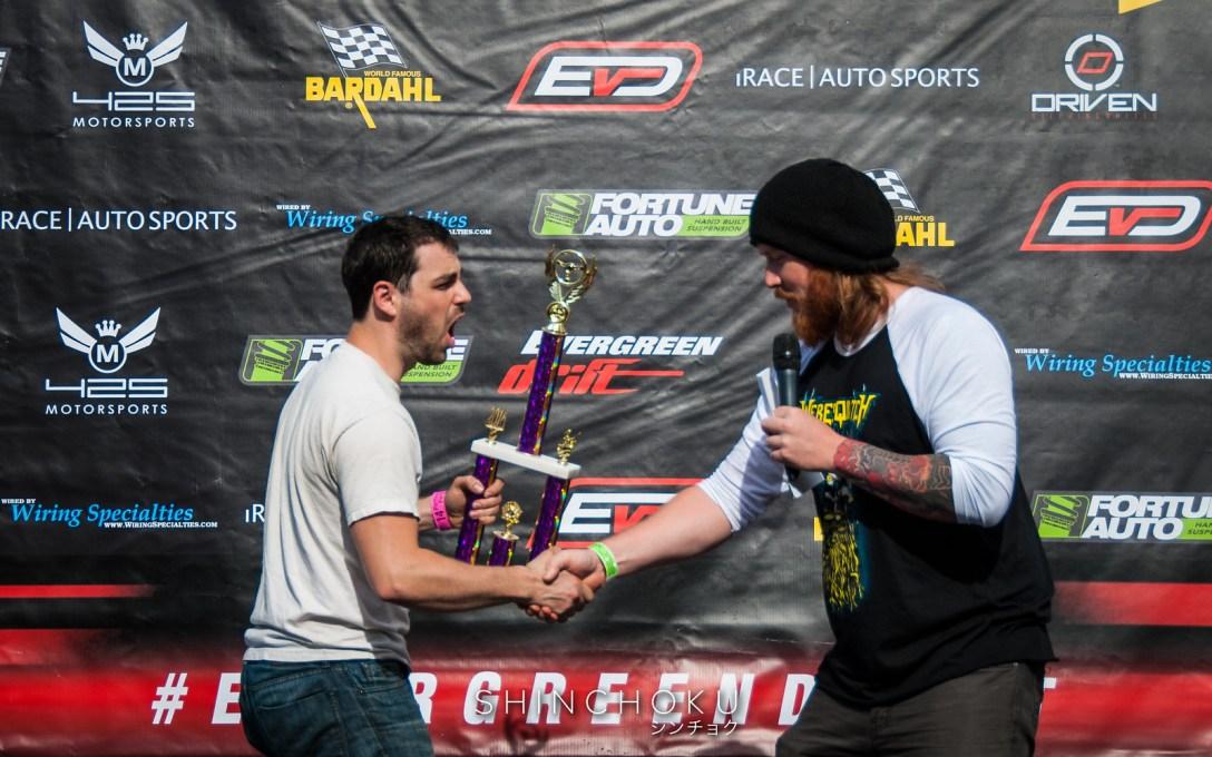 Evergreen Drift - Grassroots Round 2 (6-12-16)