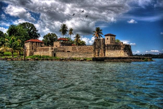 Río Dulce GCA - Castillo de San Felipe de Lara 03