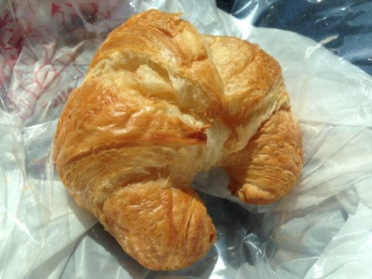 Croissant, Dong Phuong Bakery, New Orleans LA