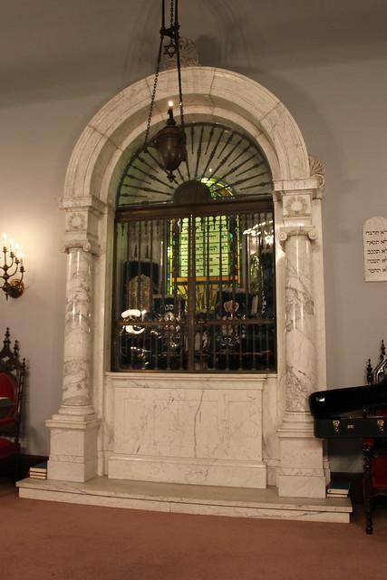 Temple B'nai Israel, Natchez MS