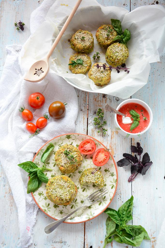 crocchette di zucchine 2
