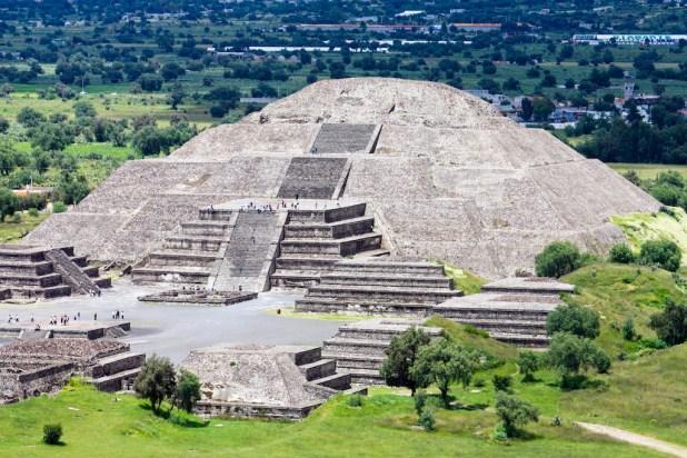 Visita a Teotihuacan