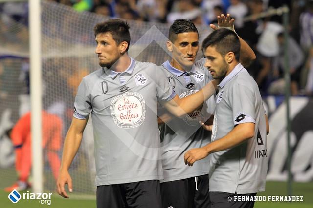 Teresa Herrera: Dépor 2 - Villarreal 0
