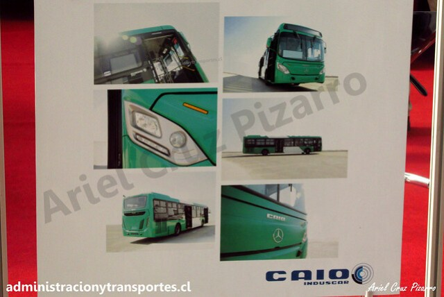 TransUrbano 2016 | Caio Mondego II - Mercedes Benz OC500LE