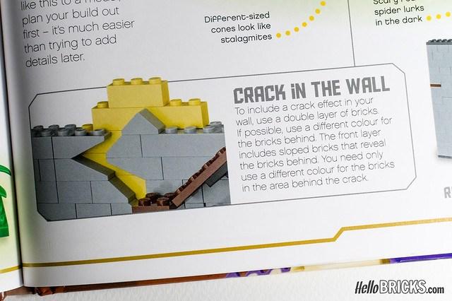 Review Livre LEGO Ninjago DK Build Your Own Adventure 11