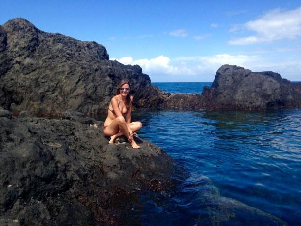Las mejores playas de tenerife para disfrutar en cualquier for Piscinas naturales jover tenerife