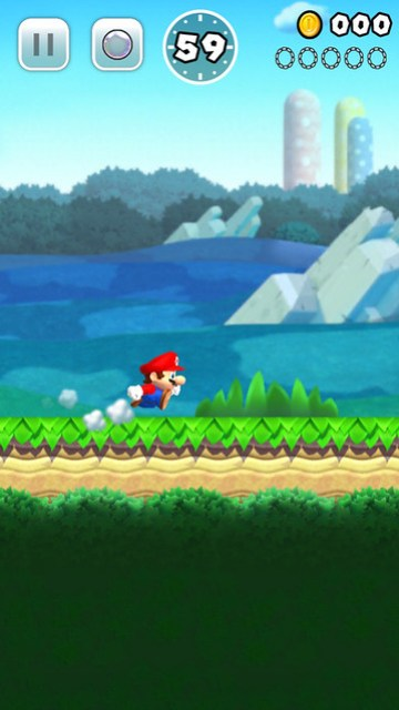 Super Mario Run screenshot 01