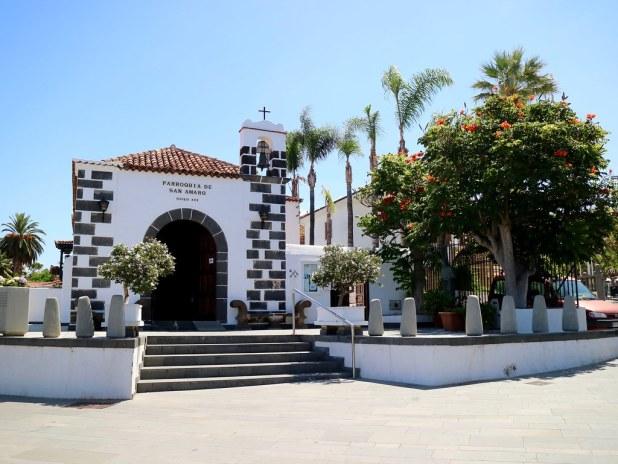 Iglesia de San Amaro