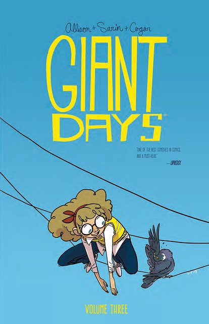 29425901843_604ce30742_z ComicList Preview: GIANT DAYS VOLUME 3 TP