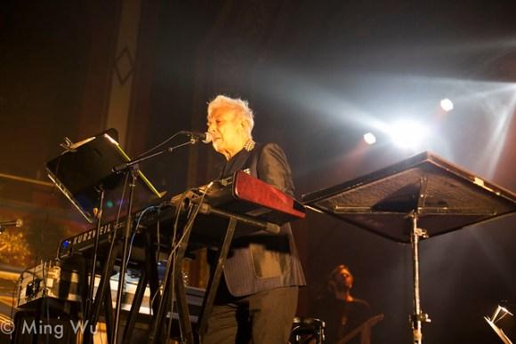 John Cale @ Pop Montreal 2016