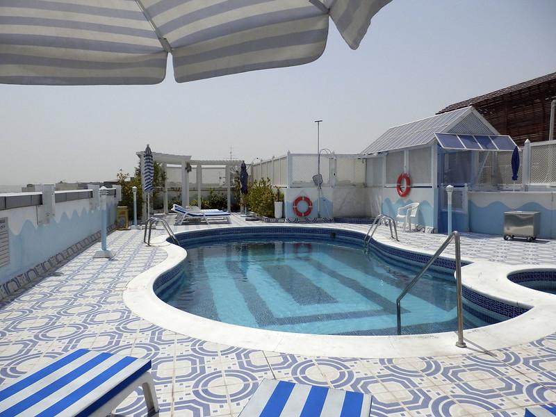Et godt og billigt hotel i Dubai