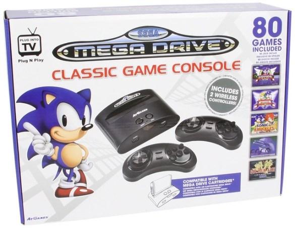Sega Mega Drive Classic Mini-Console