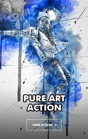 Special Sketch Photoshop Action - 30