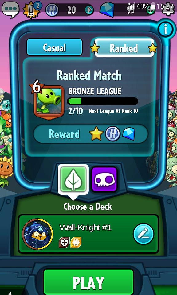 plant vs zombies heroes review pvp
