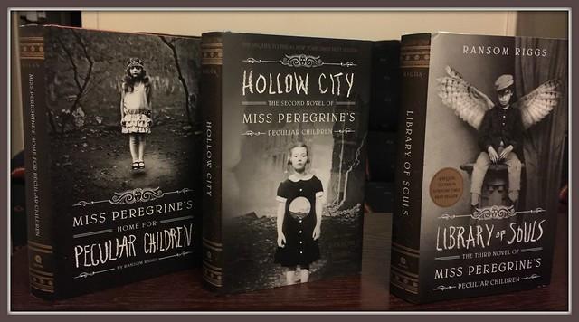 Miss Peregrines series