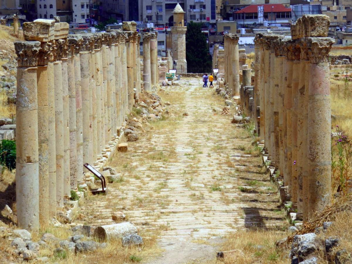 Jerash, la Roma de Jordania / Jordan - Jerash / Gerasa Jerash, la Roma de Jordania Jerash, la Roma de Jordania 30498131251 6ddcd01ec4 o
