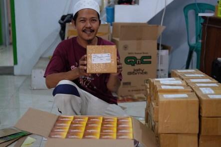 Cara Order QNC JELLY GAMAT Di Toko Acep