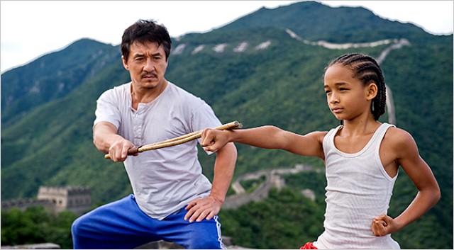 Jackie-Chan The Karate Kid