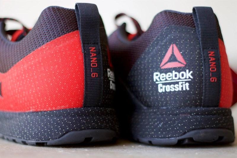 4ab99563 Reebok CrossFit Nano 6.0 Review + Video Review |As Many Reviews As ...