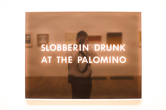 Slobberin Drunk at the Palomino