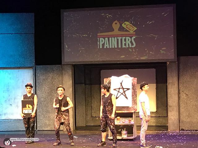 The Painters Hero Singapore Audience