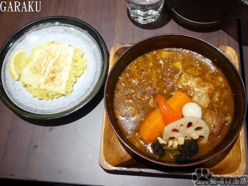 スープカレーGARAKU