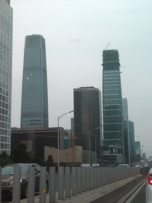 China World Trade Center 3A and 3B