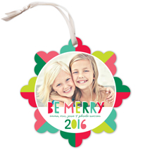 Pink Premium Christmas Cards Shutterfly