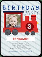 train birthday invitations shutterfly