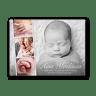 Filmstrip Joy 6x8 Personalized Birth Announcement Shutterfly
