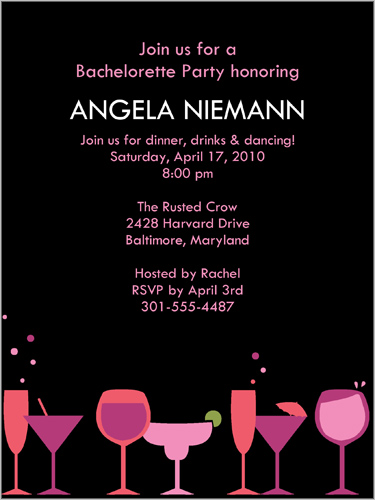 Dinner Party Invitations Shutterfly
