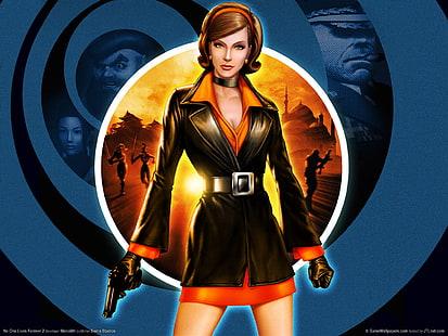 No one lives forever 25 nhân vật nữ trong game được xem là truyền cảm hứng nhất