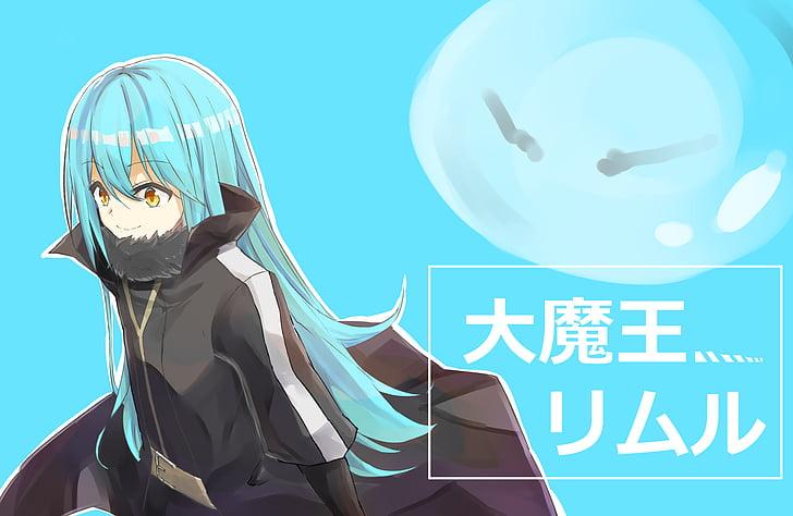 Ken anime, manga anime, anime art, slime wallpaper, wallpaper iphone cute,. Rimuru Tempest 1080p 2k 4k 5k Hd Wallpapers Free Download Wallpaper Flare