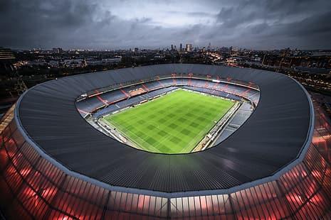 feyenoord football stadium rotterdam