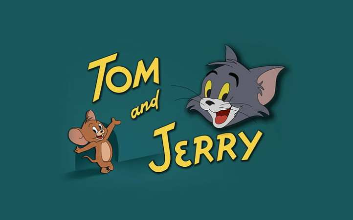HD wallpaper: Tom and Jerry, tom and jerry, background, mouse, cat | Wallpaper Flare