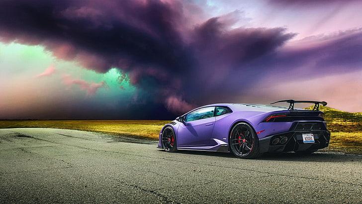 Live wallpaper app for android; Purple Lamborghini 1080p 2k 4k 5k Hd Wallpapers Free Download Wallpaper Flare